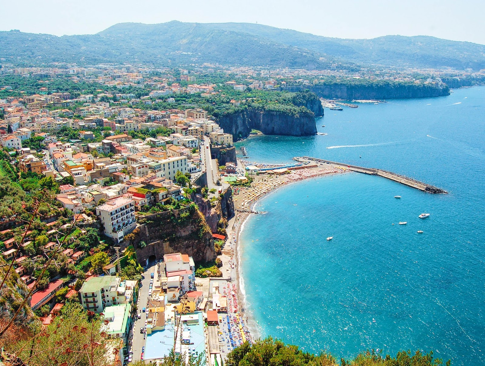 The gateway to the amalfi coast what to do in sorrento for Amalfi coast cuisine